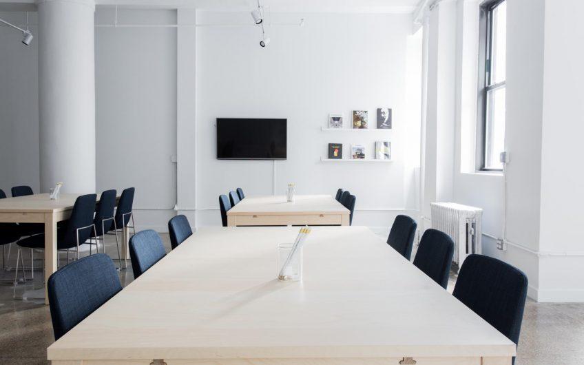 Luxury office space