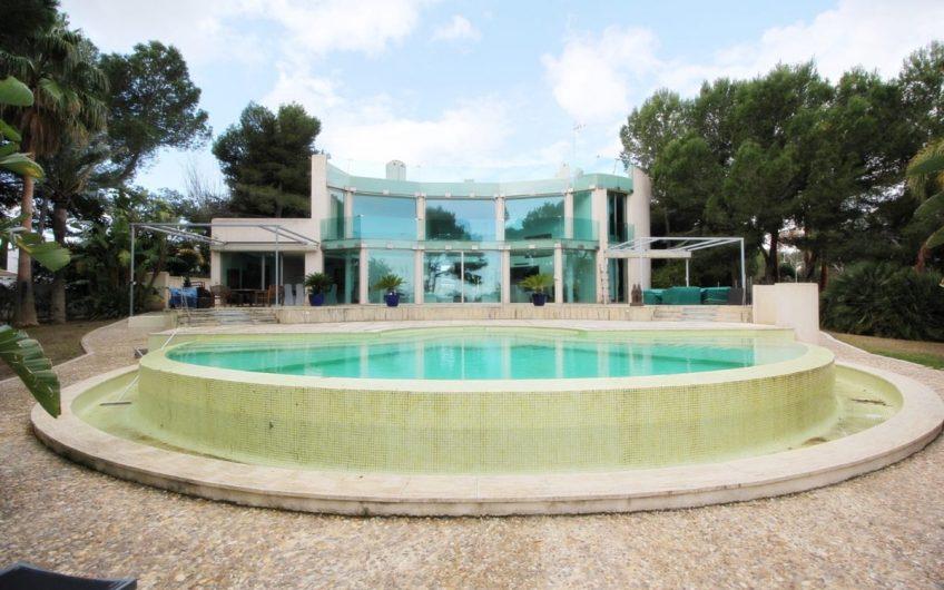 UNIQUE VILLA IN SOL DE MALLORCA 3,500,000€