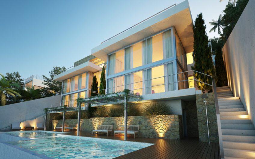 CASA VISTAMAR – PROJECT IN CALA VINYES OVERLOOKING THE SEA 1,850,000€