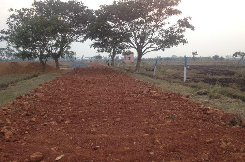 Newly launched DTCP approved Plots for sale at Ponneri Smart City